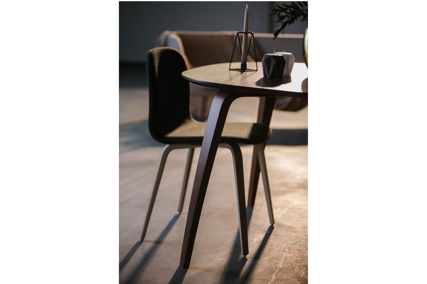 Dižozols bent wood design chairs (6)