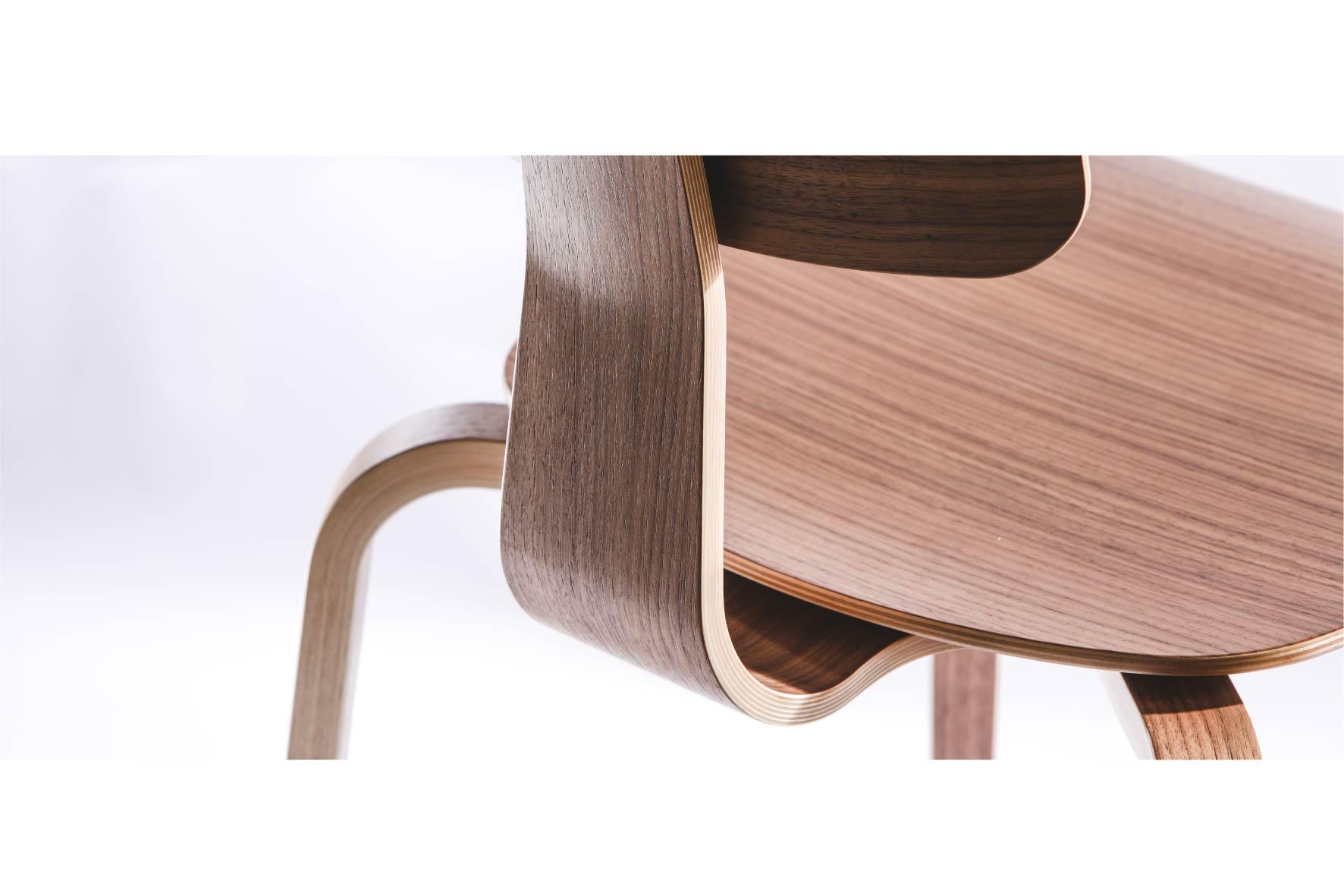 Dižozols bent wood design chairs (9)